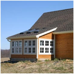 Build an Art Studio, Gallery, Craft Shop or Hobby Barn with Easy, Inexpensive Construction Plans