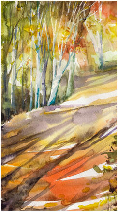 Want to Watercolor? Enjoy learning a creative pastime or advancing your skills with dozens of free lessons.