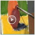 Learn how to paint with oils. Follow any and all of more than one hundred and thirty free video lessons by top artists at Jerry's Artarama.