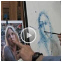 Learn how to paint and draw portraits at Jerrys Artarama. Follow any and all of more than 50 free video demonstrations by talented artists.